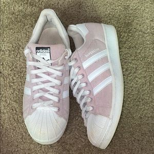 Adidas Superstar Pink Size 9.5 Women